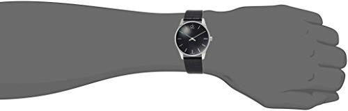 Calvin Klein Herren-Armbanduhr Analog Quarz Leder K4D211C1 - 2