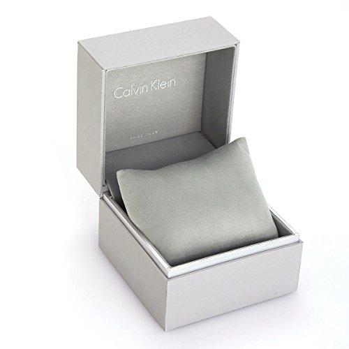 Calvin Klein Herren-Armbanduhr Chronograph Quarz Leder K2G276G3 - 3