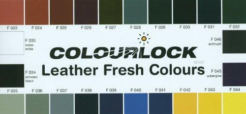 COLOURLOCK Leder Fresh Tönung 150 ml Farbe F034 schwarz - 4