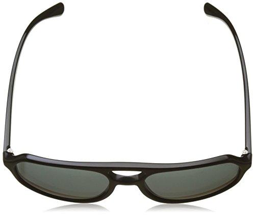 Emporio Armani Herren Sonnenbrille 0ea4111, Schwarz (Black), 57 - 2