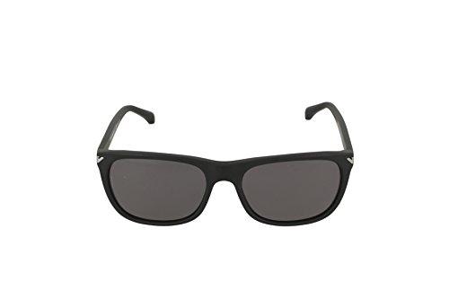 Emporio Armani Unisex Sonnenbrille EA4056, Schwarz (Matte Black 504281), Large (Herstellergröße: 57) - 3