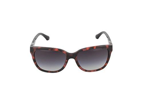 Emporio Armani Damen Sonnenbrille 0EA4038 52778G 57, Rot (Havanbordeaux/Grey) - 2