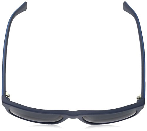 Emporio Armani Unisex Sonnenbrille EA4071, Blau (Matte Blue 550487), Large (Herstellergröße: 56) - 4