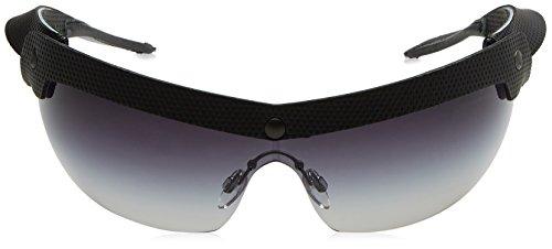 Emporio Armani Herren Sonnenbrille EA4021, Schwarz (Black/Blue 51388G), One Size (Herstellergröße: 40) - 2