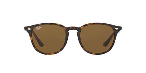 RAYBAN Unisex – Erwachsene Sonnenbrille RB4259, Mehrfarbig (Gestell: Havana,Gläser: braun 710/73), Medium (Herstellergröße: 51) - 2