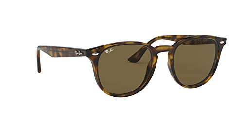RAYBAN Unisex – Erwachsene Sonnenbrille RB4259, Mehrfarbig (Gestell: Havana,Gläser: braun 710/73), Medium (Herstellergröße: 51) - 5