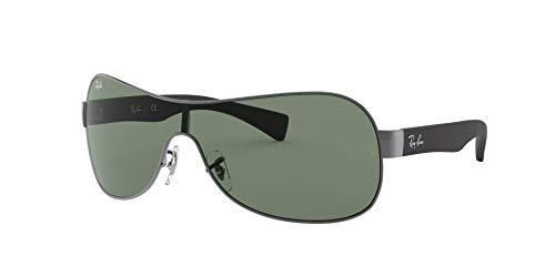 Ray Ban Sonnenbrille Metallic RB 3471 schwarz - 2
