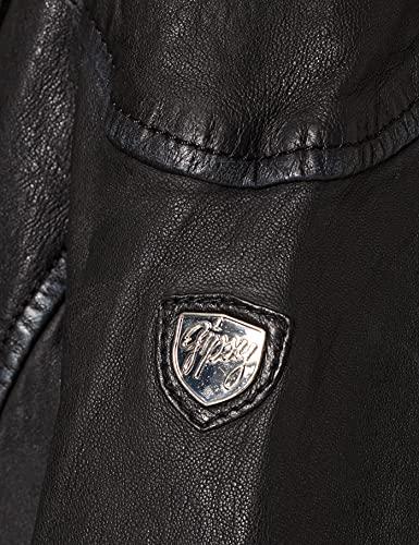 Gipsy Damen PGG LULV Jacke, Negro, schwarz - 3