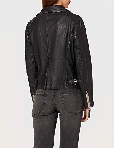 Gipsy Damen PGG LULV Jacke, Negro, schwarz - 4