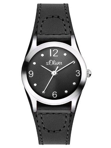 s.Oliver Damen-Armbanduhr XS