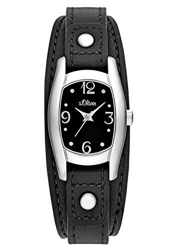 s.Oliver Damen-Armbanduhr Analog