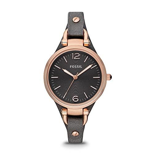Fossil Damen-Armbanduhr ES3077