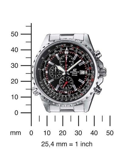 Casio Herren-Armbanduhr Chronograph Analog - 4