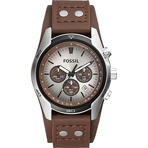 Fossil Herren-Armbanduhr Sport Chronograph CH2565