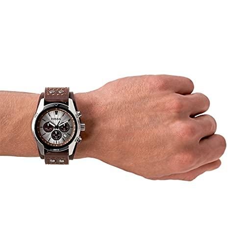 Fossil Herren-Armbanduhr Sport Chronograph CH2565 - 5