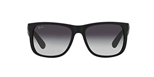 Ray-Ban Unisex – Erwachsene Sonnenbrille Justin, Herstellergröße: 54, Black - 2
