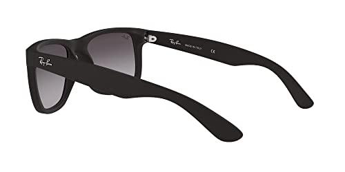 Ray-Ban Unisex – Erwachsene Sonnenbrille Justin, Herstellergröße: 54, Black - 5
