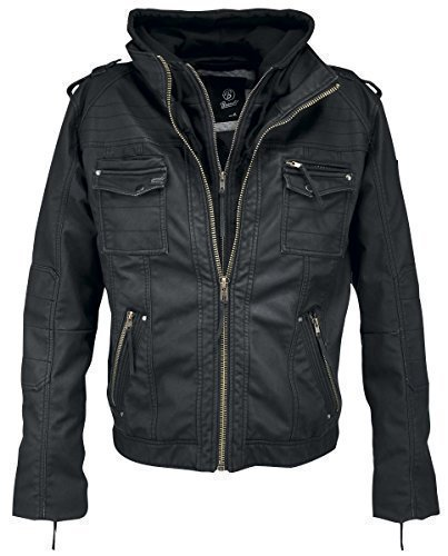 Brandit BLACK ROCK Jacke